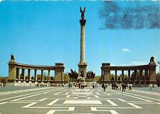 BR12911 Budapest Heroes Circle Milenium Monument  hungary