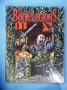 Wraith The Book of Legions - WW WoD White Wolf World of Darkness #4V