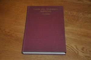 Radio And Television Servicing Book Volume 2  1957 - 58 Models Hawker