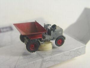 Baustellen Dumper O&K  - Kipper  Artitec HO  Fertigmodell 1:87  -  387421  #E
