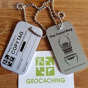 orig. Travelbug Travel Bug®  TB Geocaching Groundspeak Geocoin - PayPal