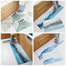 Non-Slip Waterproof Kitchen Door Mat Machine Washable Home Floor Rug Carpet