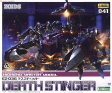 Zoids HMM 041 EZ-036 Death Stinger 1/72 scale model kit Kotobukiya