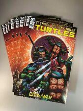 Teenage Mutant Ninja Turtles #100 1:50 EASTMAN AND LAIRD VARIANT