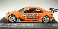 MINICHAMPS - Mercedes-Benz C-Class - DTM 2005 - A Margaritis - NEU in OVP - 1:43