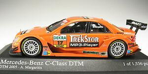 MINICHAMPS - Mercedes-Benz C-Class - DTM 2005 Margaritis - 1:43  B66058873 - NEU