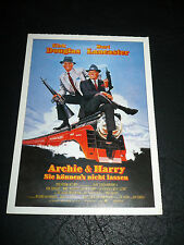 TOUGH GUYS, film card [Kirk Douglas, Burt Lancaster] -