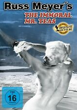 RUSS MEYER:THE IMMORAL MR.TEAS-KINOEDITION-WESLEY,MARILYN/PETERS,ANN DVD NEU
