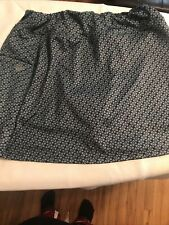 Athleta Size Small Tennis Running Short With Skirt With Zip Pocket