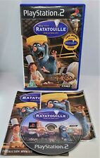 Ratatouille Video Game with Sticker for Sony PlayStation 2 PS2 PAL TESTED