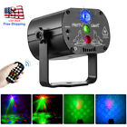 Laser Projector Stage Lights Mini LED R G Lighting DJ Disco Party Club KTV Xmas