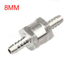 """8mm 5/16"""" Inline Non Return Check Valve Fuel Diesel Gas Liquid Air One Way USPO1"""