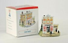 Vintage Christmas Clara's Bakery Ah00 1993 The Americana Collection 1993