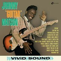 Johnny Watson Guitar - Johnny Guitar Watson [New Vinyl LP] Bonus Tracks, 180 Gra