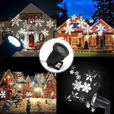 LED Laser Licht Projektor Weihnachtsbeleuchtung Weihnachten Deko Lichteffekt