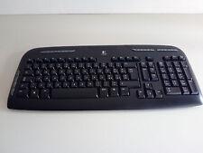 Tastiera Logitech Cordless Desktop EX110