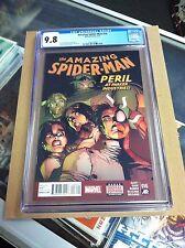 Amazing Spider-Man #16.First printing.CGC 9.8.