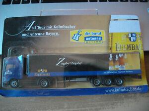 Brauerei Kulmbacher Nr.16 Zugabe Zugabe MAN TG 460 Truck SZ  1:87