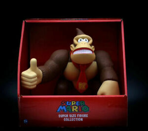 21CM SUPER MARIO BRO DONKEY KONG MODEL STATUE ACTION FIGURES DOLL KIDS GIFTS TOY