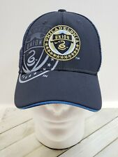 LZ Adidas Size S/M Fitted Philadelphia Union Soccer MLS Baseball Cap Hat NEW