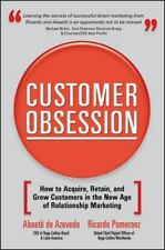 De Azevedo Abaete/ Pomeranz...-Customer Obsession  BOOK NEW