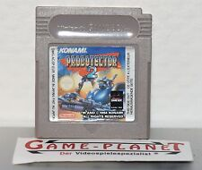 Probotector 2 II Nintendo Game Boy GB Action STR
