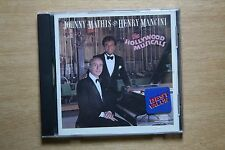 Johnny Mathis, Henry Mancini – The Hollywood Musicals - Jazz, Pop (Box C122)