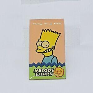 Bart Simpson Melody Chups Enamel Pin Badge