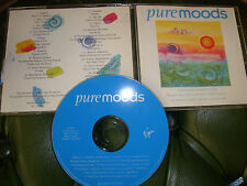 Pure Moods CD - 1994 issue sought after Enya Enigma Jan Hammer