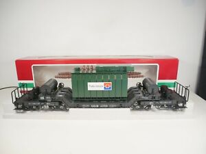 LGB G Gauge 4058 Trafo Union Heavy Duty 8 Axle Freight Wagon