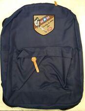 USAF Bomber squadron rucksack. Adventurer High quality backpack blue .