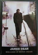 James Dean, lamiera SCUDO, Boulevard of Broken Dreams, NUOVO