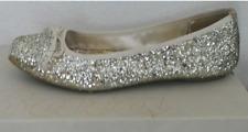 Ballerine con brillantini oro Bata - scarpe basse eleganti dorate