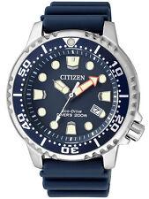 CITIZEN PROMASTER SEA Orologio da sub Uomo BN0151-17L analogico Caucciù Blu