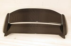 Full carbon fiber blade wing spoiler for Honda 02-05 Civic type-R EP3 mugen