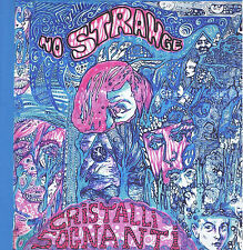 NO STRANGE cristalli sognanti LP Psych-Out limited 500 copy num. poster UNPLAYED