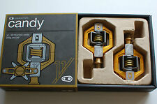 Crank Brothers Candy 11 pedal frase oro MTB clic pedales