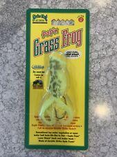 Discontinued Strike King Pop'n Grass Frog Chartreuse Black