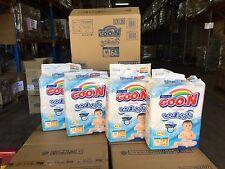 GOON Japanese Nappies Japan Version 6 ~ 11kg Carton 4 x 64pcs  #39198