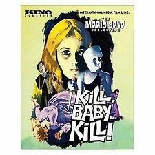 Kill Baby Kill Blu-ray Mario Bava - Region A