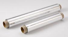 2  Rollen Aluminiumfolie Alufolie 11my 30 cm x 100 m