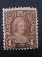 1929 -  Kansas-Nebraska Issue - Scott Catalog #662 MNH