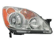 Fits 05 - 06 Honda CR-V (Japan Built Only) Headlight Passenger NEW Headlamp