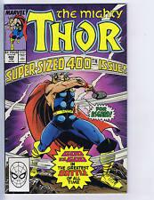 Thor #400 Marvel 1989