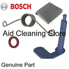 BOSCH NEFF SIEMENS DISHWASHER SOAP DISPENSER LID AND CATCH KIT 166621 & 166630