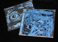 SATANIC MALFUNCTIONS Disgrace To Music 2xCD cult UK thrash/noisecore sore throat