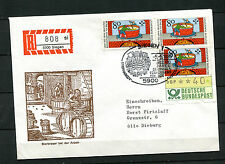 Eingedruckter R Zettel 5900 Siegen 808si von 1983    (DK)