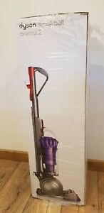 Dyson Light Ball Animal Upright Bagless Vacuum Cleaner - Iron / Purple