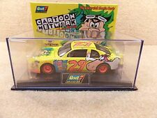 New 1997 Revell 1:24 Diecast NASCAR Steve Grissom Cartoon Network Flintstones