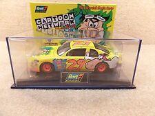 New 1997 Revell 1:24 Diecast NASCAR Steve Grissom Cartoon Network Flintstones
